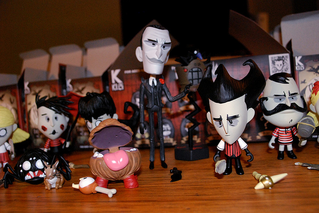 Blind Box Collectible Don T Starve Game Wiki
