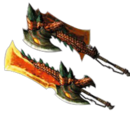 Rath Flame Splitter (MH4U)