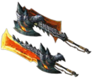 Flameaxe Rathblade (MH4)