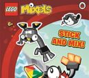 LEGO Mixels: Stick and Mix!