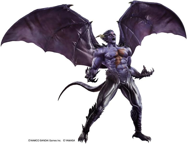 Vos boss favoris ou les plus stylés (uniquement jeu de baston) Devil_Kazuya_-_CG_Art_Image