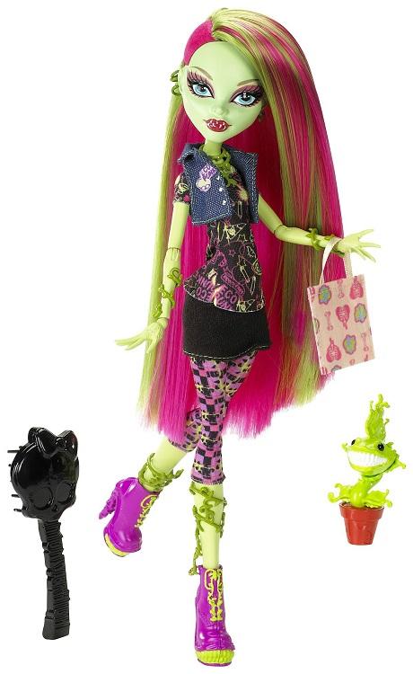 Venus Mcflytrap Doll Venus McFlytrap...