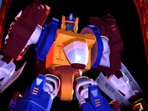 Megatron in Optimus Primal's