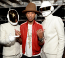 Alwaysmore2hear/Daft Punk Documentary, with Kanye and Pharrell in tow