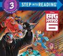 Big Hero 6 Deluxe Step into Reading