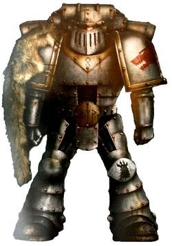 Pre-Heresy 13th Co Warrior