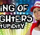 King of Fighters Stupidity