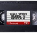 Geo's World Lost Tape