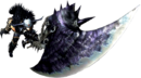 MH4U-Great Sword Equipment Render 001.png