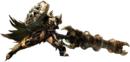 MH4U-Gunlance Equipment Render 001.png