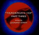 ThunderCats Ho! - Part III