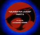Mumm-Ra Lives! - Part II