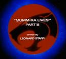 Mumm-Ra Lives! - Part III