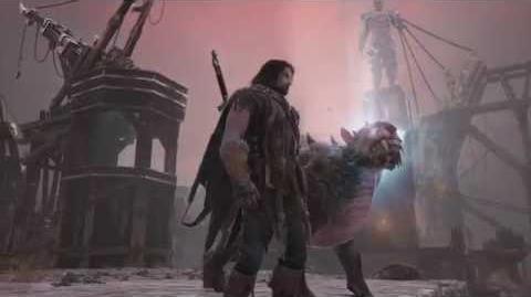 Official Shadow of Mordor Dark Ranger Pre-Order Exclusive