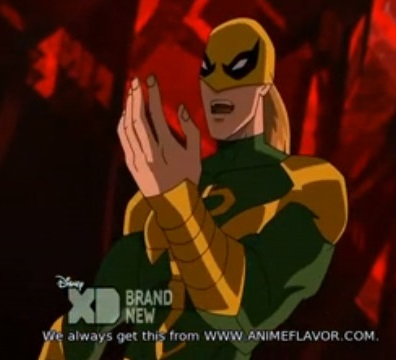 Image - Iron Fist new costume.jpg - Ultimate Spider-Man ...