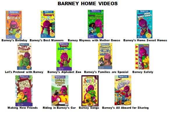 Barney top 20 countdown for House classics 2000