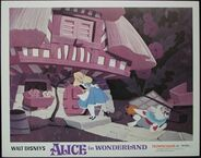 Alice in wonderland 1974 lobby card