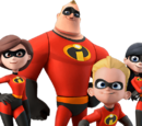 The Incredibles Play Set