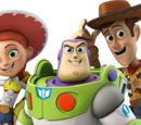 Toy Story in Space Play Set