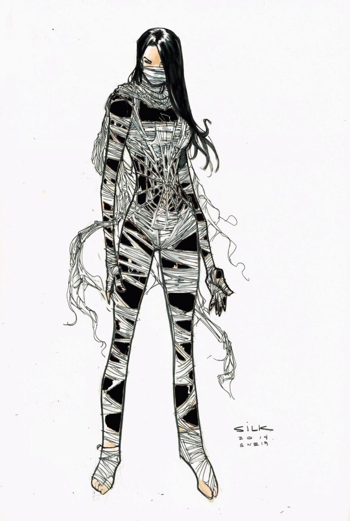 Cindy Moon Earth 616 Marvel Comics Database