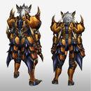 FrontierGen-Tigrex G Armor (Blademaster) (Back) Render.jpg