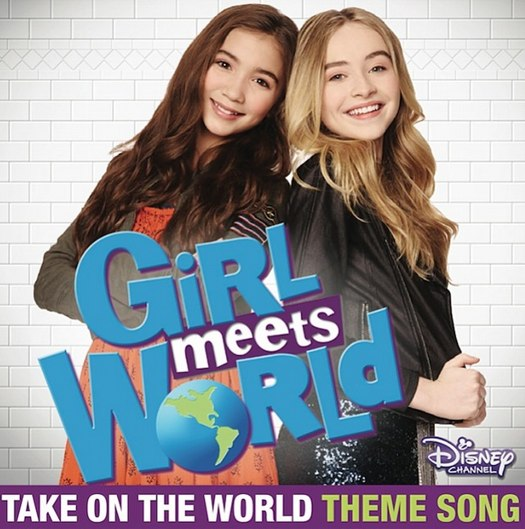 Sabrina carpenter girl meets world theme song