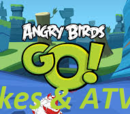 Angry Birds Go!: Bikes and ATVs