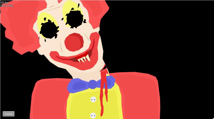 Image - Clown close up.png - Happy Wheels Wiki Happy Wheels Total Jerkface