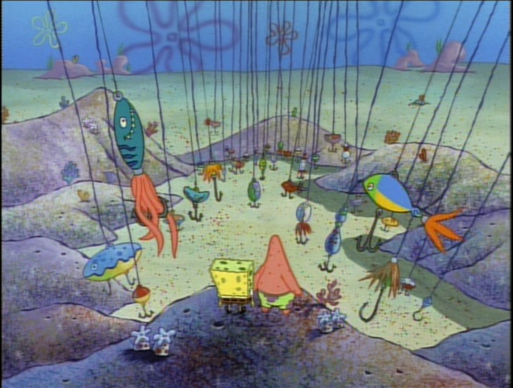 spongebob hooks up with sandy Alternative ending #1 - sandy's rocket (8a) at the part where patrick is having a hard time stuffing the aliens patrick looks at spongebob while try spongebob squarepants alternative endings #1-13.