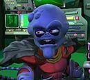 Martian Emperor Bog