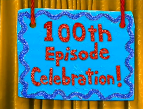 Image - 100th Episode ...