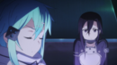 Sinon and Kirito in the waiting room.png