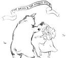 狗熊与美少女