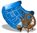 Spinning Wheel Blueprint