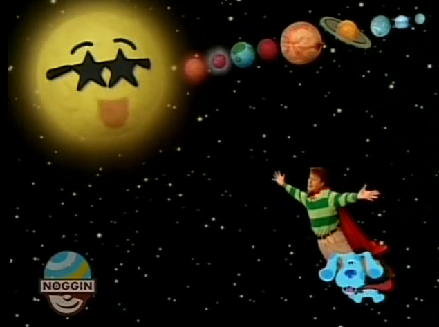 The Planet Song Blue S Clues Wiki