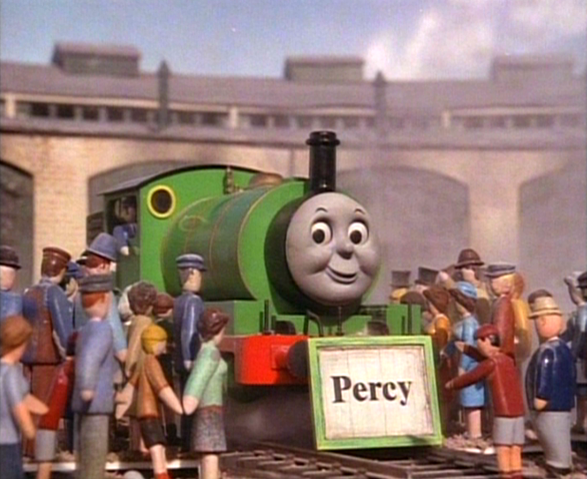 Percy Thomas And Friends Cgi Series Wikia Wiki
