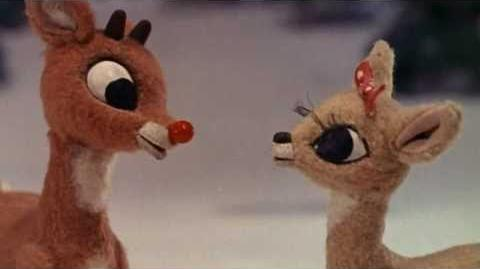 """THERE'S ALWAYS TOMORROW"" Song From The RUDOLPH THE RED-NOSED REINDEER Movie"