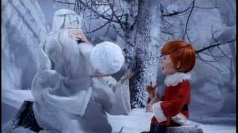 """ONE FOOT IN FRONT OF THE OTHER"" song from the SANTA CLAUS IS COMING TO TOWN Movie"