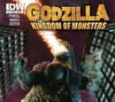 Godzilla: Kingdom of Monsters Issue 1