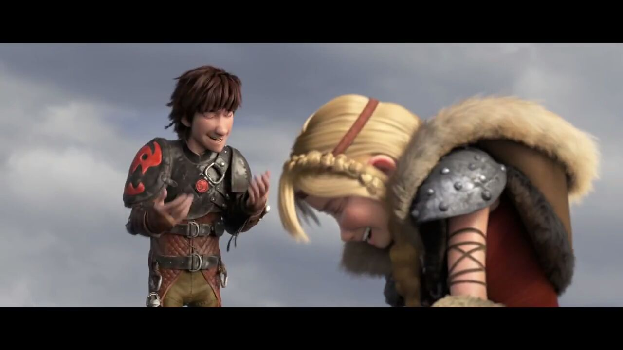 Astrid To Hiccup Chapter 1 A How To Train Your Dragon