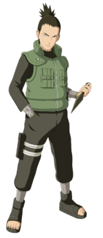 Shikamaru Full