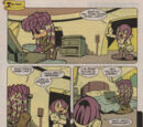 Archie Knuckles the Echidna Issue 20