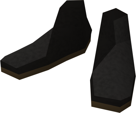 mourner boots the runescape wiki