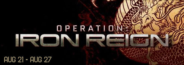 Operation: Iron Reign