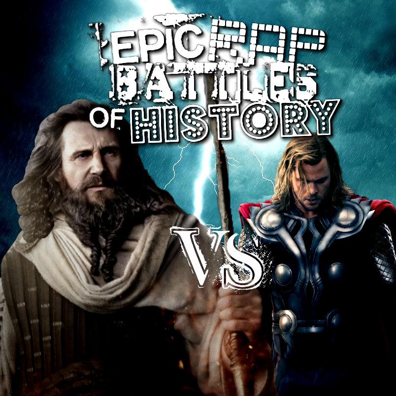 Zeus vs Thor - Epic Rap Battles of History Wiki