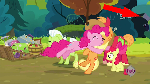 Image - FANMADE Slenderpony in Pinkie Apple Pie.png - My