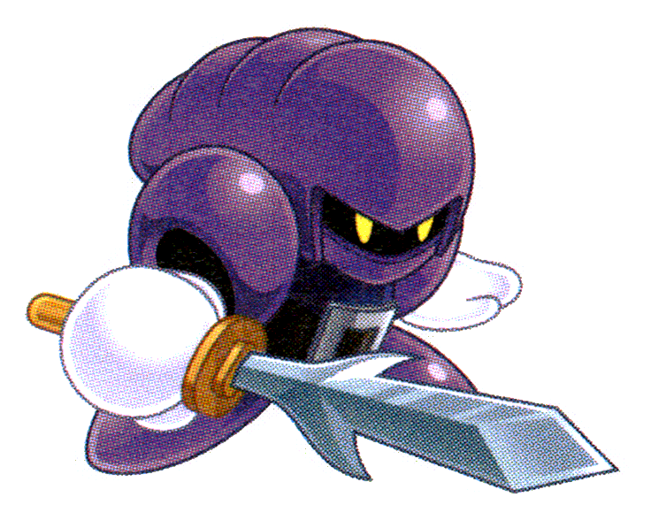 blade knight kirby - photo #3