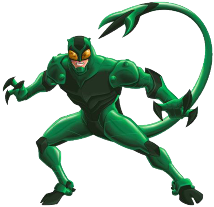 Scorpion - Disney Wiki