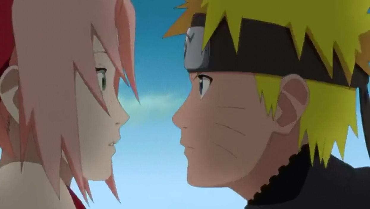 Narusaku Naruto Couples Wiki