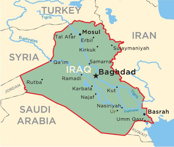 size of iraq - Ganda.fullring.co